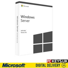 Microsoft Windows Server 2019 Remote Desktop Services 10 DEVICE CALS