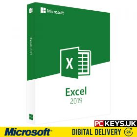Microsoft Excel 2019 1 PC License Key