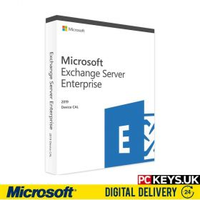 Microsoft Exchange Server 2019 Enterprise 10 DEVICE CALS