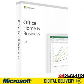 Microsoft Office 2019 Home & Business 1 PC Product License Key