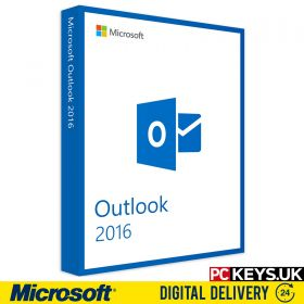 Microsoft Outlook 2016 1 PC License Key