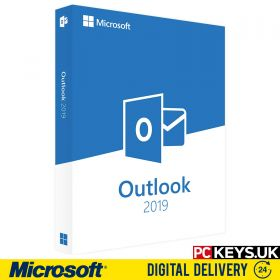 Microsoft Outlook 2019 1 PC License Key