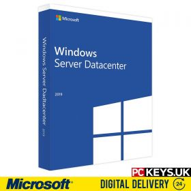 Microsoft Windows Server 2019 Datacenter 2 Cores 1 Device Product License Key