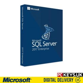 Microsoft SQL Server 2017 Enterprise 2 Core