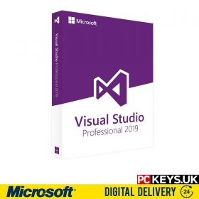 Microsoft Visual Studio 2019 Professional