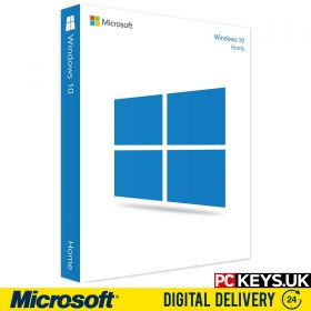 Windows 10 Home 32/64 Bit 1 PC Product License Key