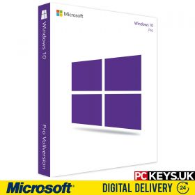 Microsoft Windows 10 Professional 1 PC Product License Key