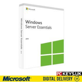 Microsoft Windows Server 2019 Essentials 1 Device Product License Key