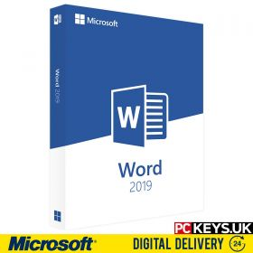 Microsoft Word 2019 1 PC License Key