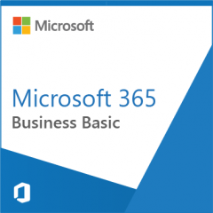 Microsoft Office 365 Business  Essentials 1 Year PC / Mac