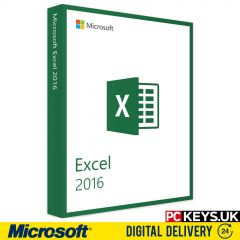 Microsoft Excel 2016 1 PC License Key