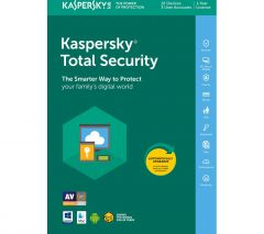 Kaspersky Total Security 2019 | 10 Devices | 1 Year | PC/Mac/Android