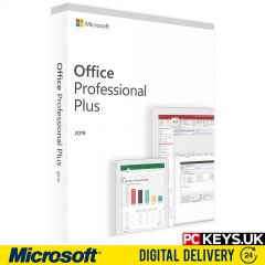 Microsoft Office 2019 Professional Plus 1 PC Product License Key