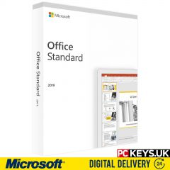 Microsoft Office 2019 Standard 1 PC Product License Key