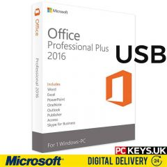 Microsoft Office 2016 Professional Plus USB