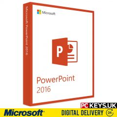 Microsoft PowerPoint 2016 1 PC License Key