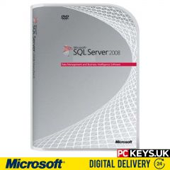 Microsoft SQL Server 2008 Single Product License Key