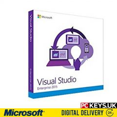 Microsoft Visual Studio 2015 Enterprise Product License Key