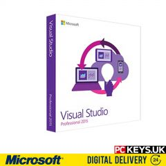 Microsoft Visual Studio 2015 Professional Product License Key