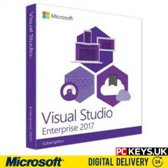 Microsoft Visual Studio 2017 Enterprise Product License Key