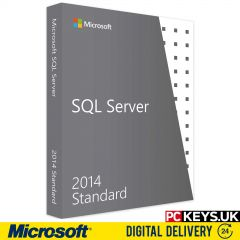 Microsoft SQL Server 2014 Single Product License Key