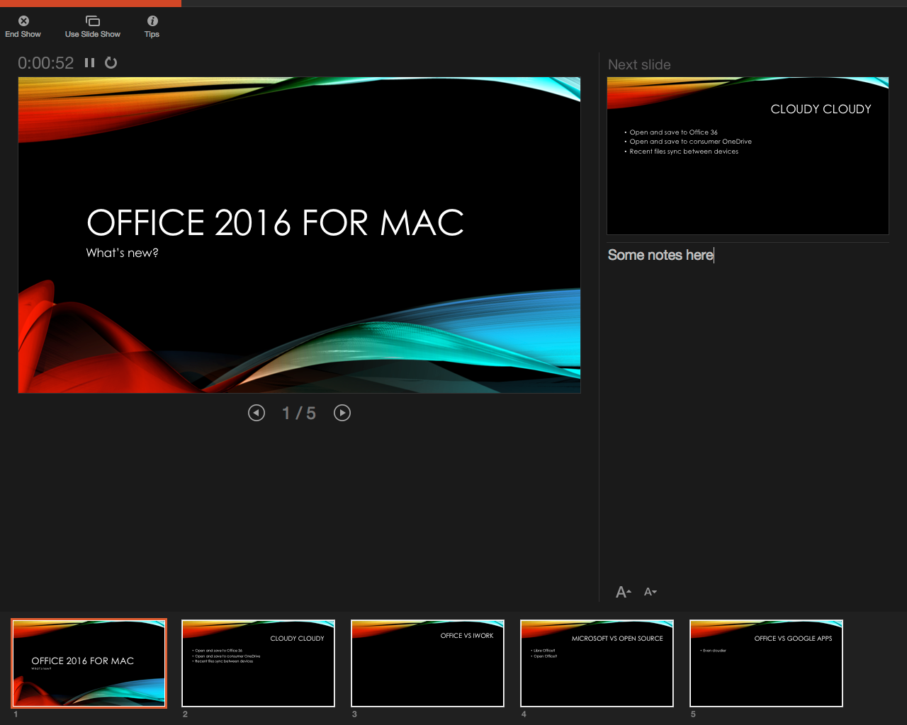 Mac Business 2016 L