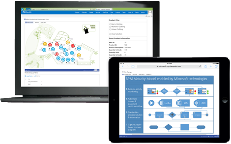 Visio co-authoring collaboration