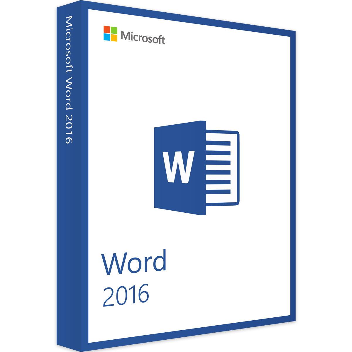 Word 2016 A