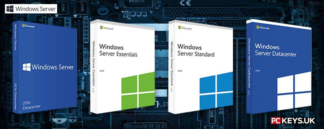 Windows Server products